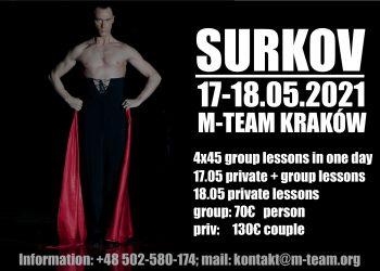 Surkov M-Team